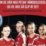 VHC/Vidar Håndboldskole 2015 – Duellen