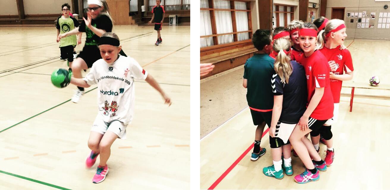 Håndboldskole1