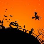 Halloween i Vanløse