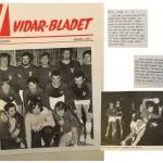Tilbageblik til dengang VHC/Vidar var i sort/hvid ; )